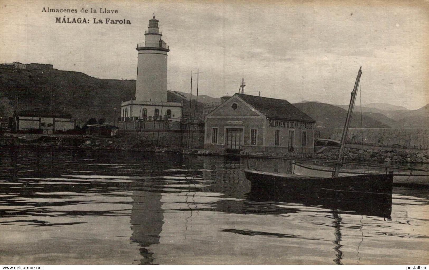 MALAGA, LA FAROLA - Málaga