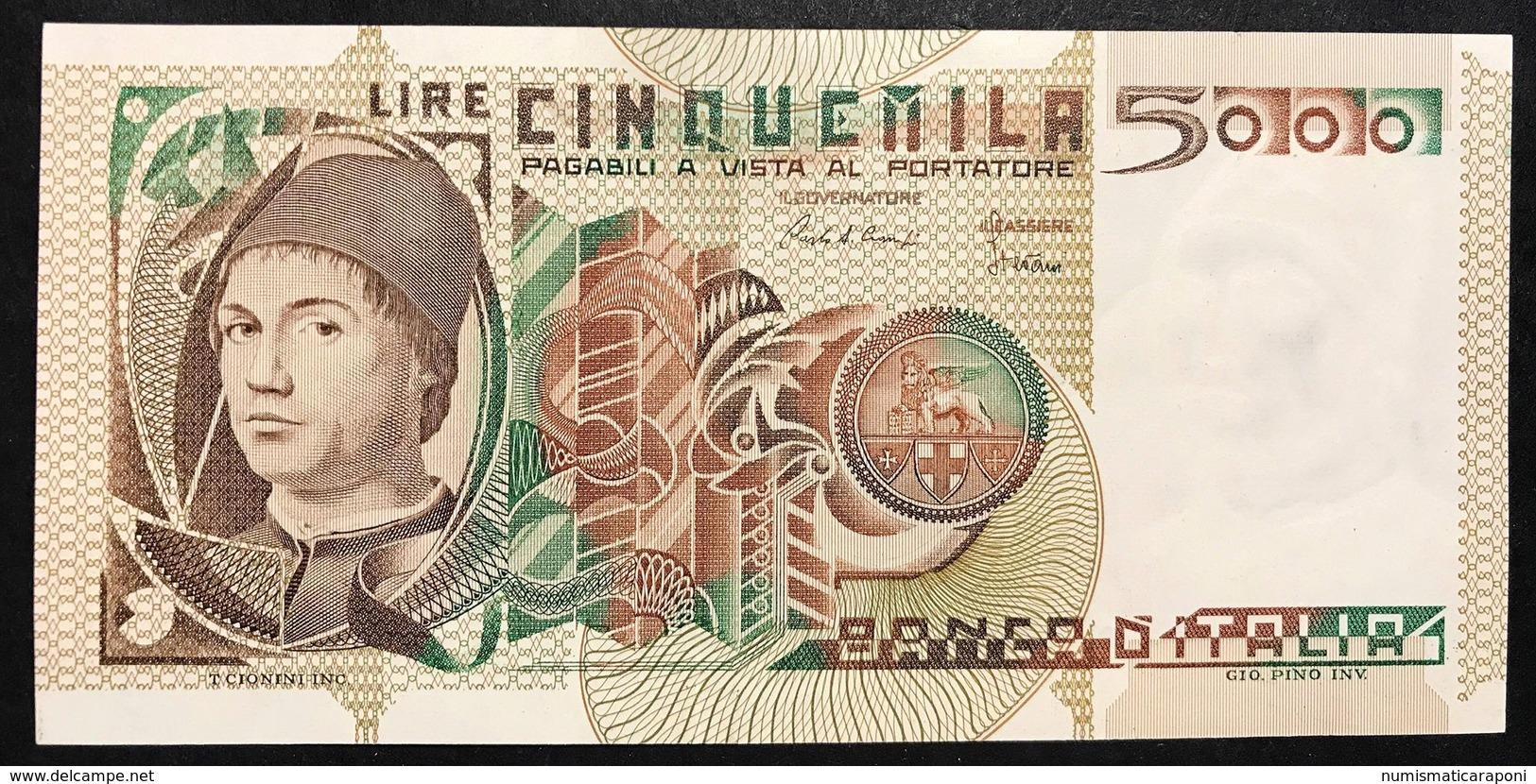 5000 Lire 19 10 1983 Antonello Da Messina Spl/sup  LOTTO 1945 - [ 2] 1946-… : Repubblica