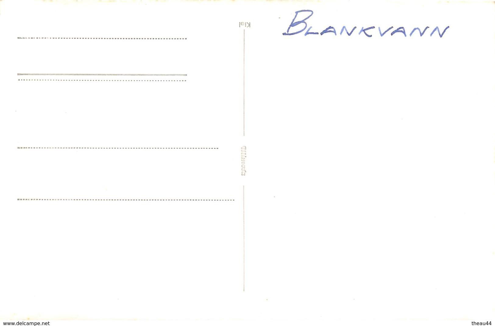 """¤¤  -   Carte-Photo Du Bateau De Commerce """" BLANKVANN """" -  Cargo    -  ¤¤ - Commerce"""