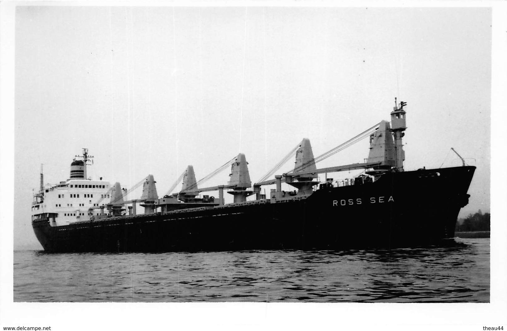 """¤¤  -   Cliché Du Bateau De Commerce """" ROSS SEA """" -  Cargo  -  Voir Description   -  ¤¤ - Commerce"""
