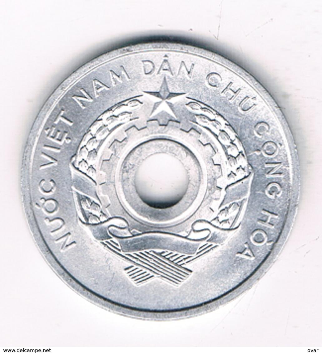 5 XU  1958 NORTH VIETNAM /2357/ - Viêt-Nam