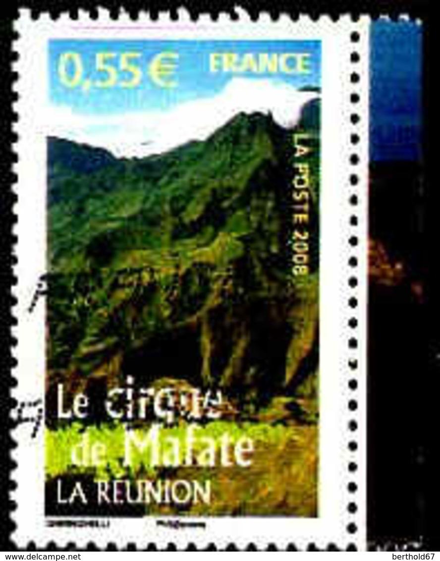 France Poste Obl Yv:4170 Mi:4397 Le Cirque De Mafate La Réunion (Obl.mécanique) - France