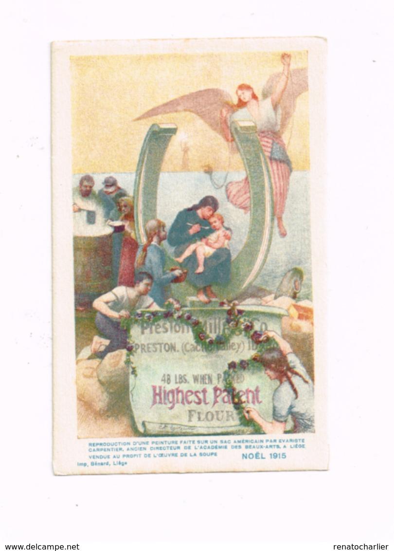 Noël 1915.Liège. - Noël