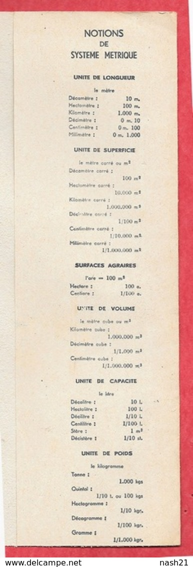 Protège-cahier '' Persavon '' 18 X 23 - Mai 1954 - Protège-cahiers