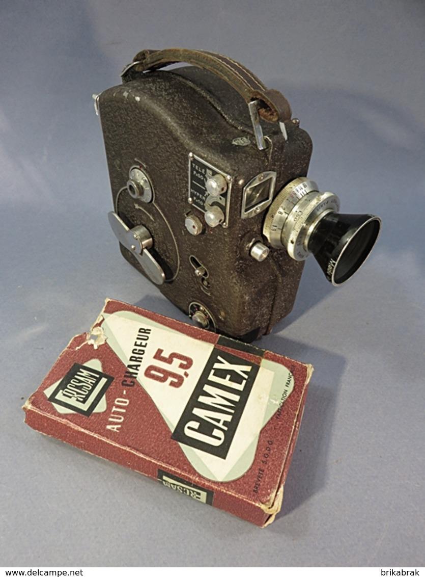 ~ CAMERA CAMEX ERCSAM 9.5 - Cinéma Film - Appareils Photo