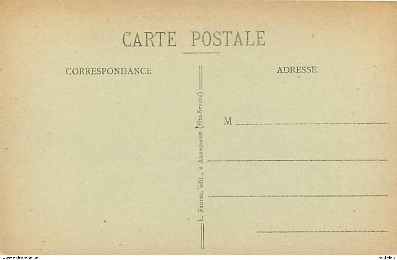 -dpts Div.-ref-AG983- Haute Savoie - Arthaz - Viaduc De La Menoge - Viaducs - Carte Bon Etat - - Francia