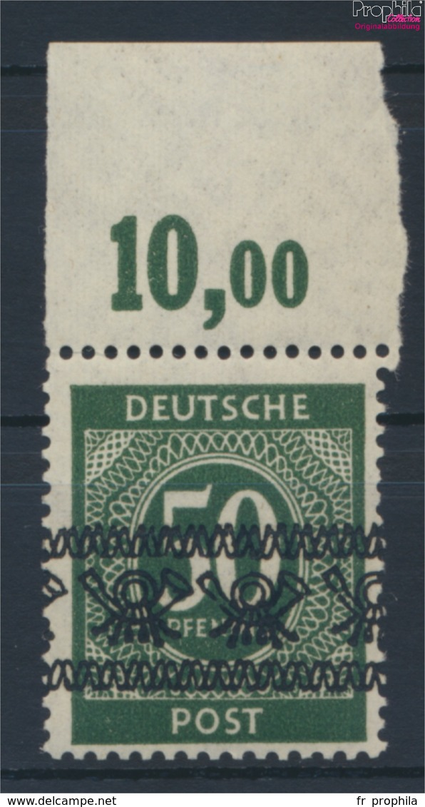 Bizonale (Allied Cast) 66I Neuf Avec Gomme Originale 1948 Volume D'impression (9280908 (9280908 - Bizone