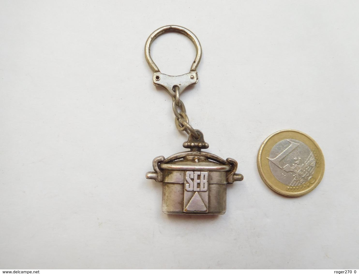 Porte Clés , Cocotte Minute SEB - Porte-clefs