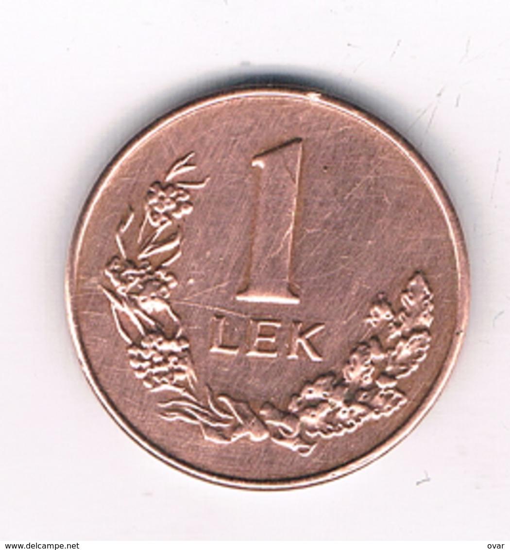 1 LEK 2008 ALBANIE /2395/ - Albanie