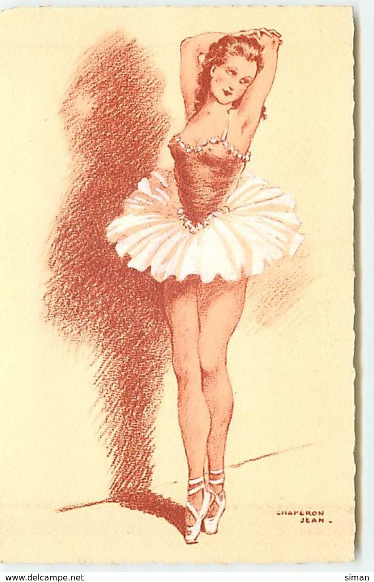 N°12105 - Jean Chaperon - Ballerine N°5 - Chaperon, Jean