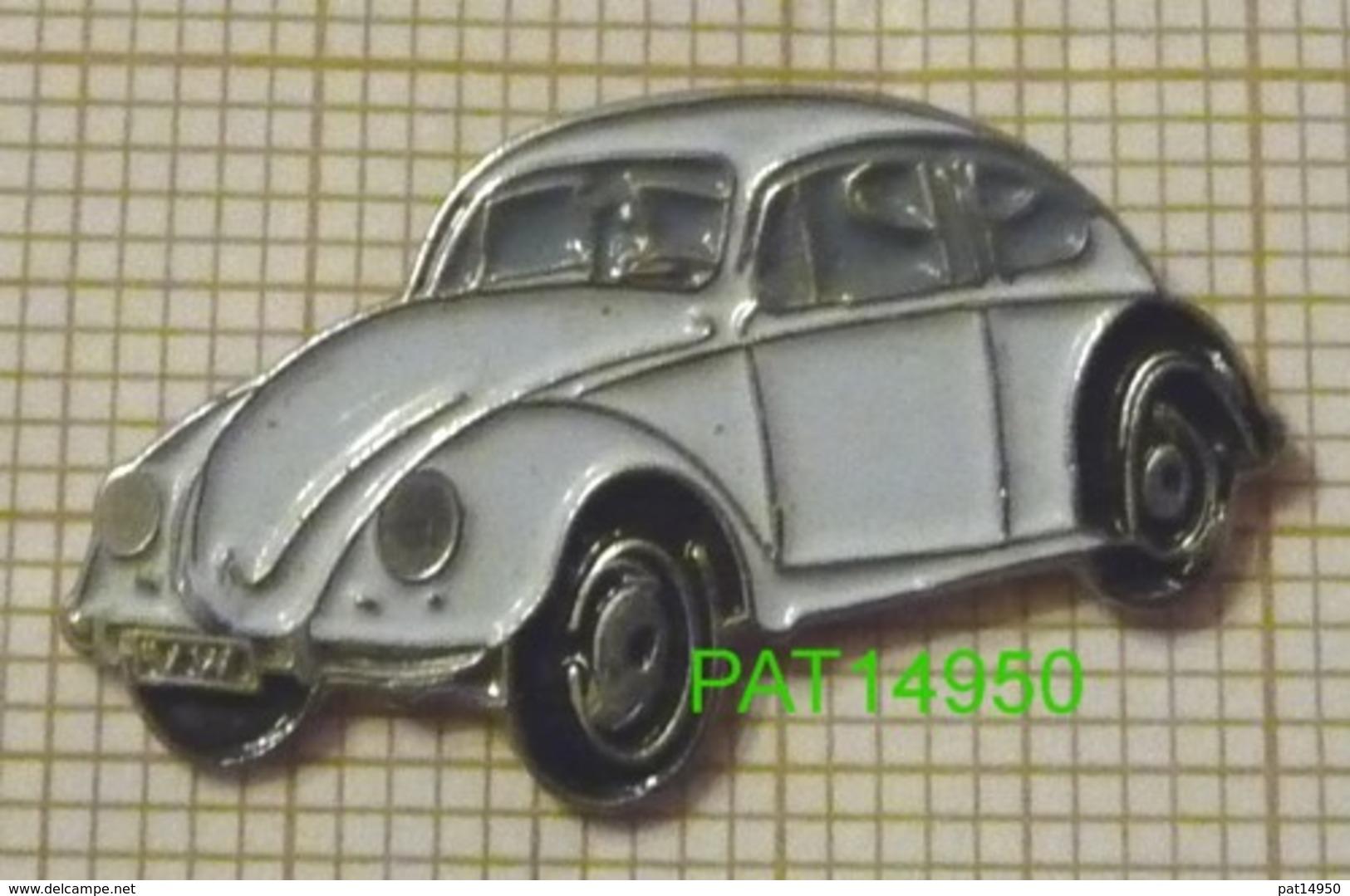 VW VOLKSWAGEN COCCINELLE BLANCHE En Version EàF - Volkswagen