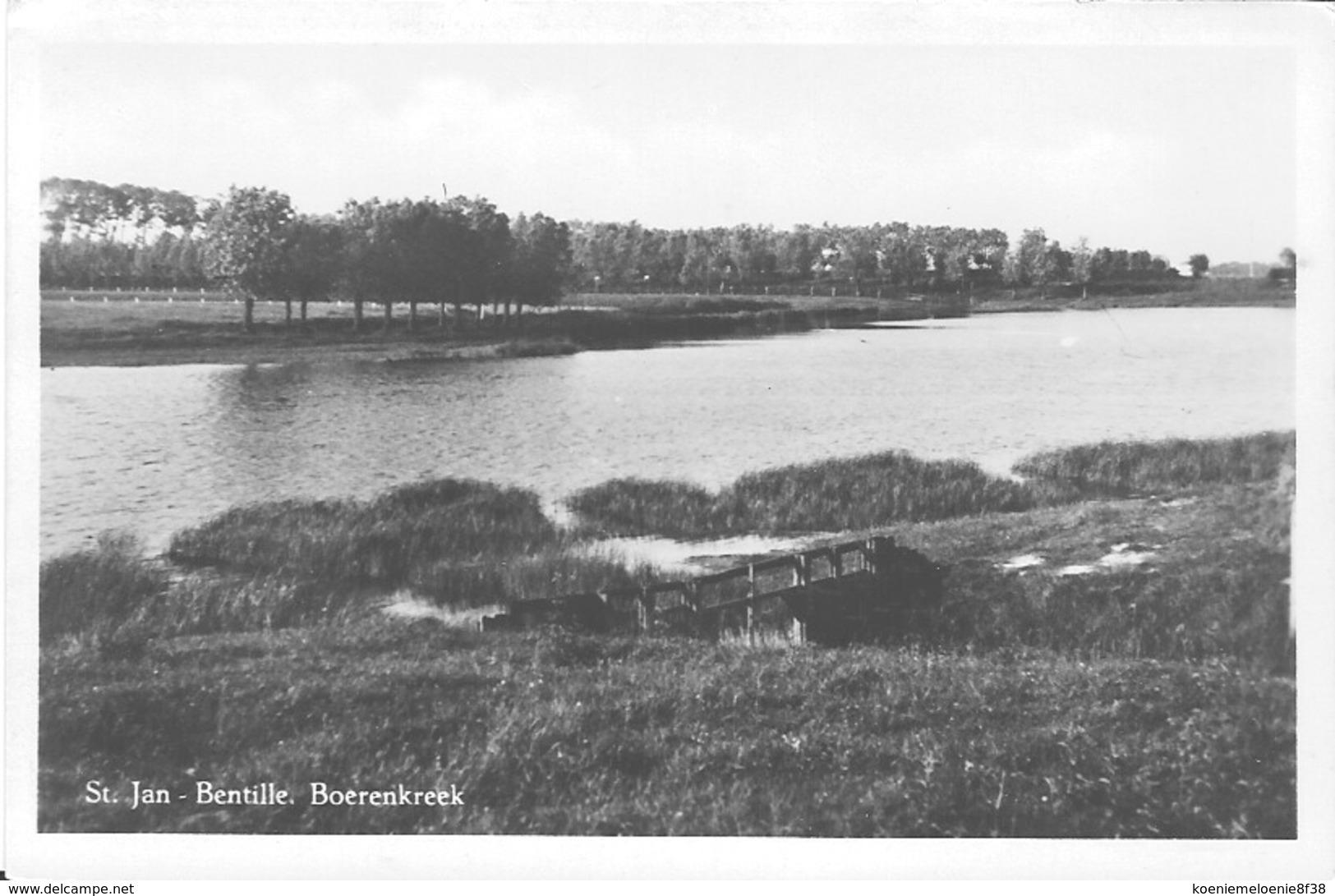 ST. JAN BENTILLE - BOERENKREEK - Belgique