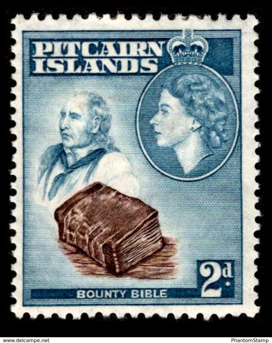 1957 Pitcairn Islands - Pitcairn