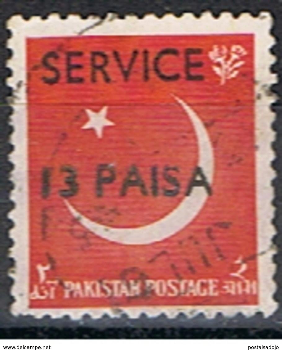 (PAK 39) PAKISTAN // YVERT 58 (TIMBRE SERVICE) // 1961 - Pakistan