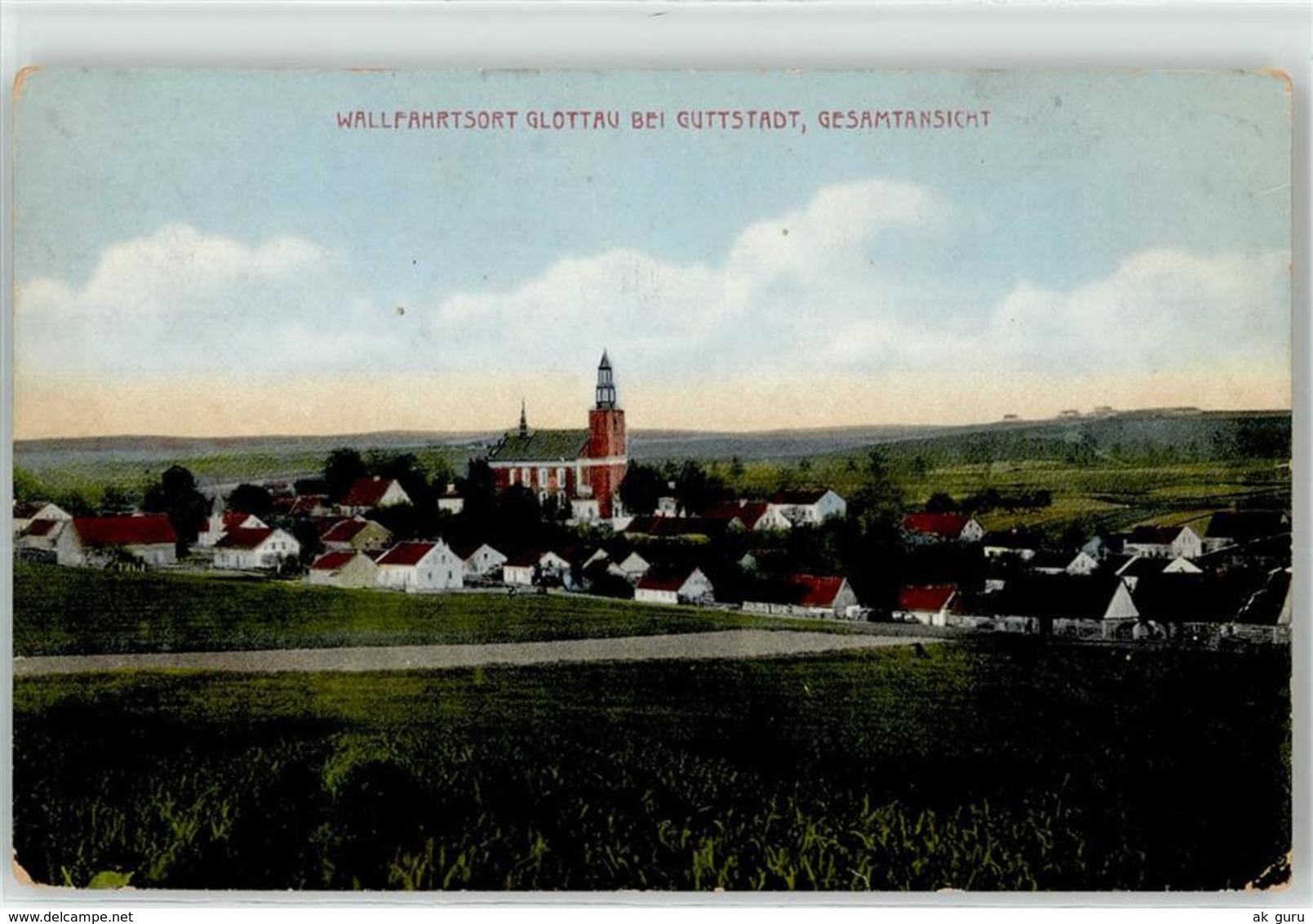 52804877 - Guttstadt Dobre Miasto - Pologne