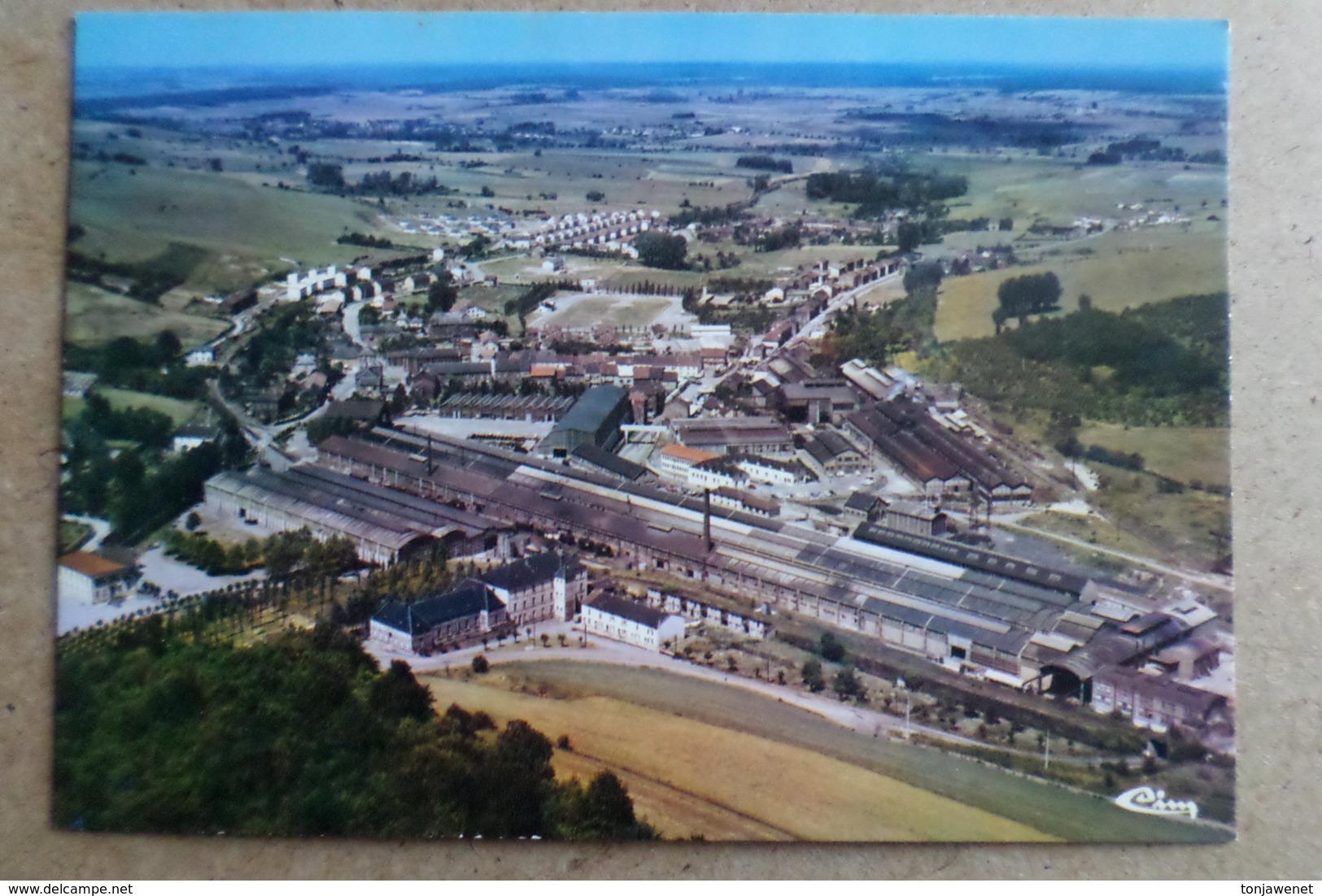 GORCY - Vue Aérienne - En Arrière Plan La Frontière Belge ( 54 Meurthe Et Moselle ) - Autres Communes