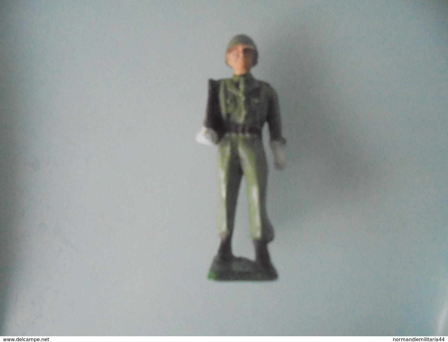 Figurine Starlux Soldat Casque Defilant - Starlux