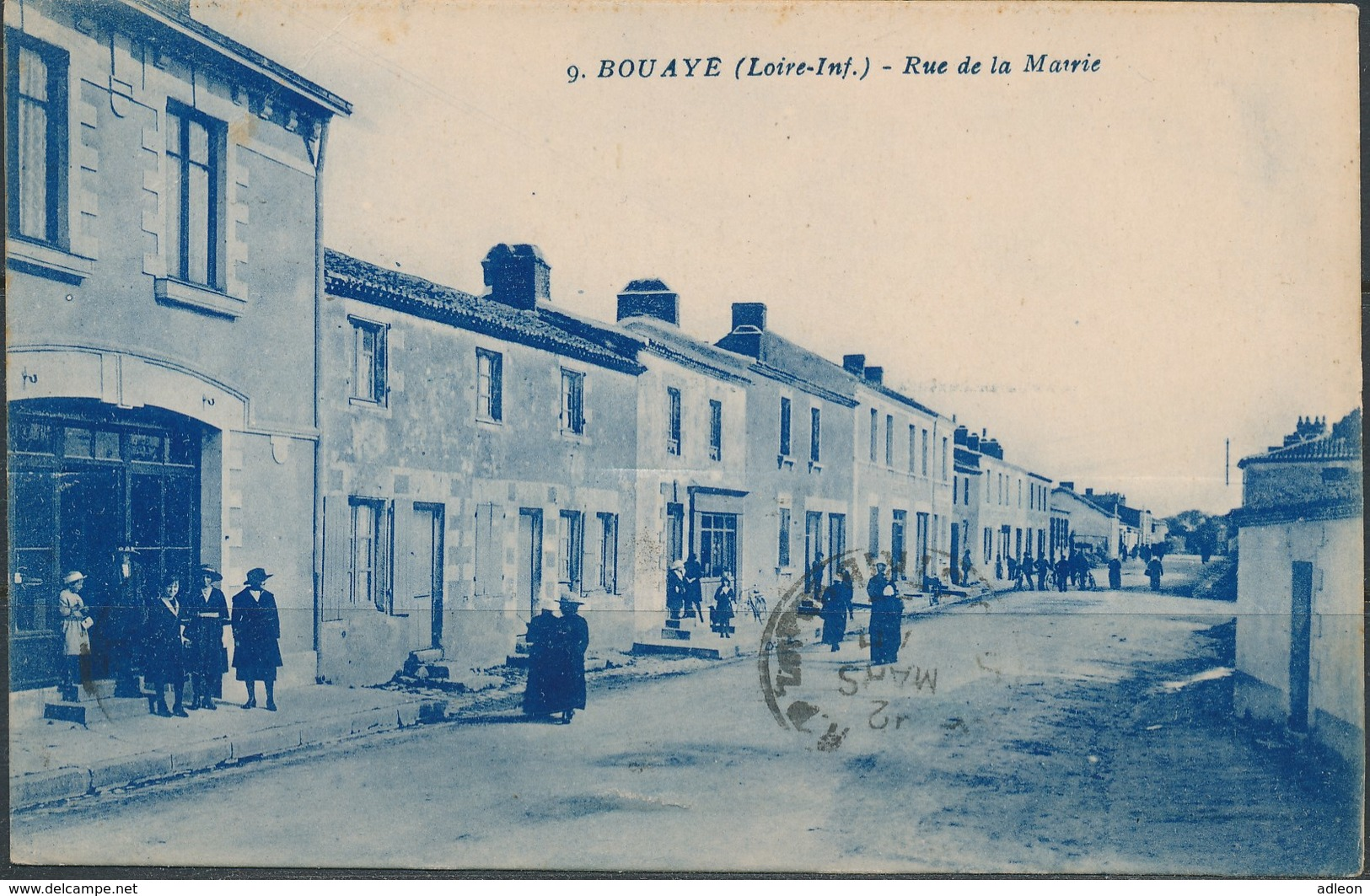 BOUAYE - Rue De La Mairie - Bouaye