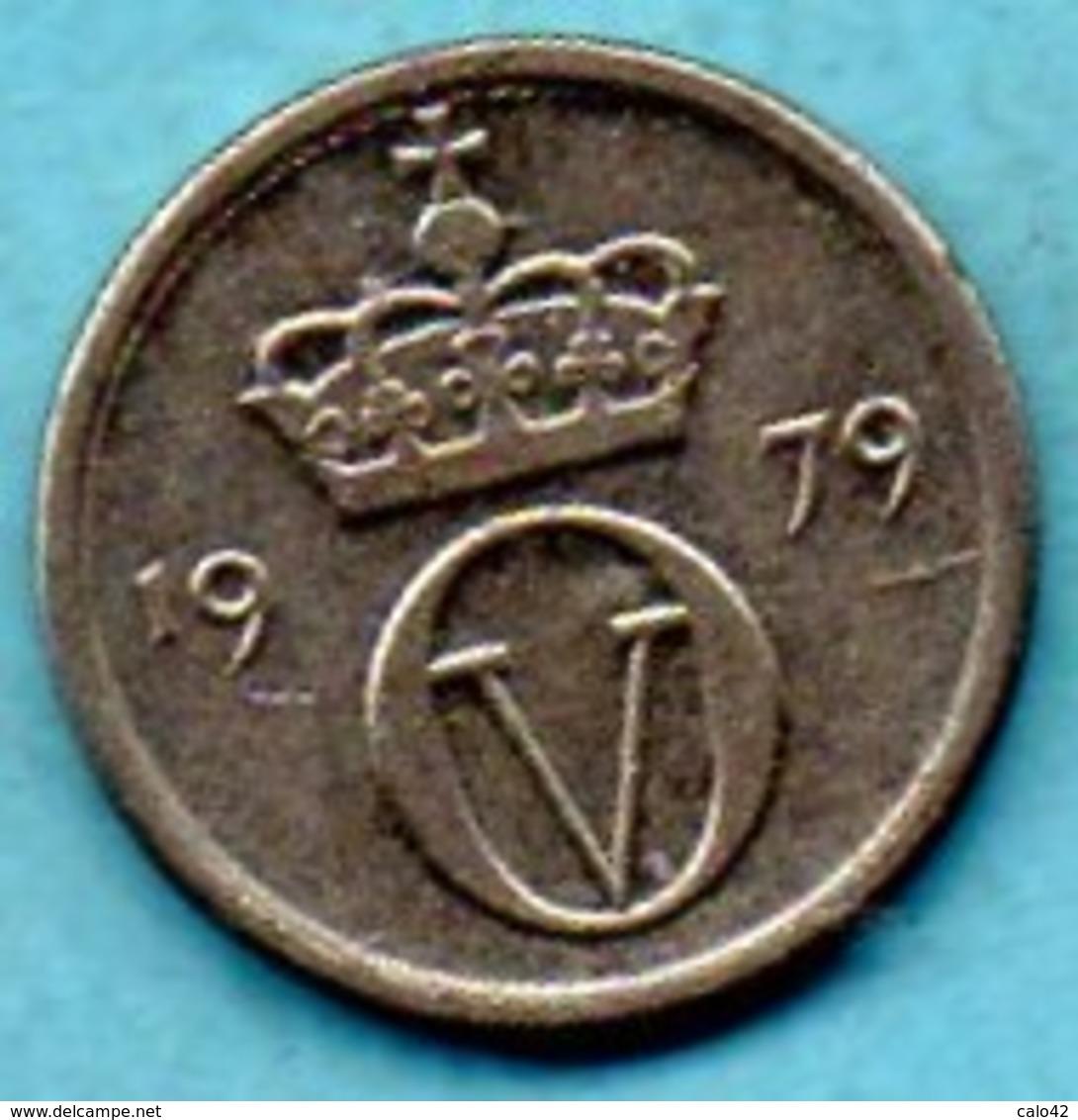 NORWAY / NORVEGE  10 ORE  1979 - Norvège