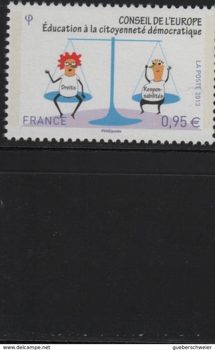 FRANCE Beau Lot De 89 Timbres De Service Neufs** 1er Choix Sous Faciale - Dienstpost