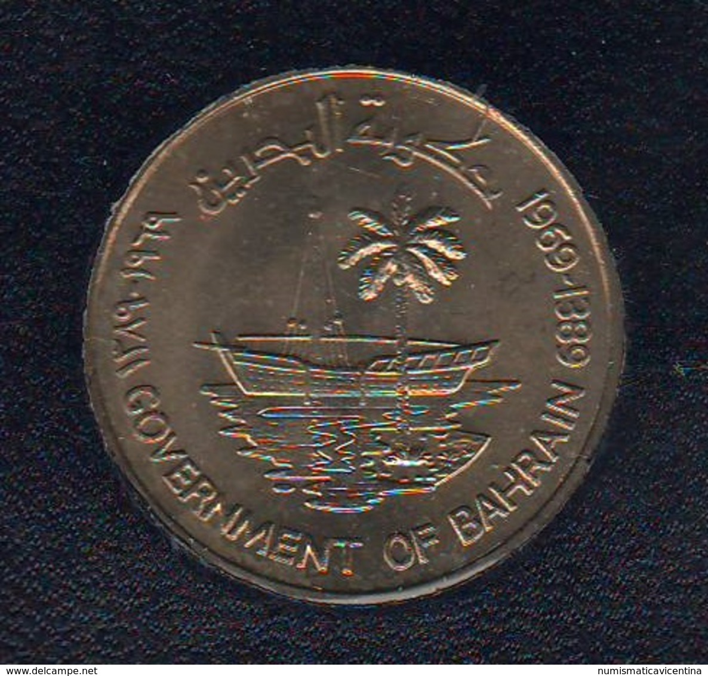 FAO 250 Fils 1969 Baharain - Bahrein