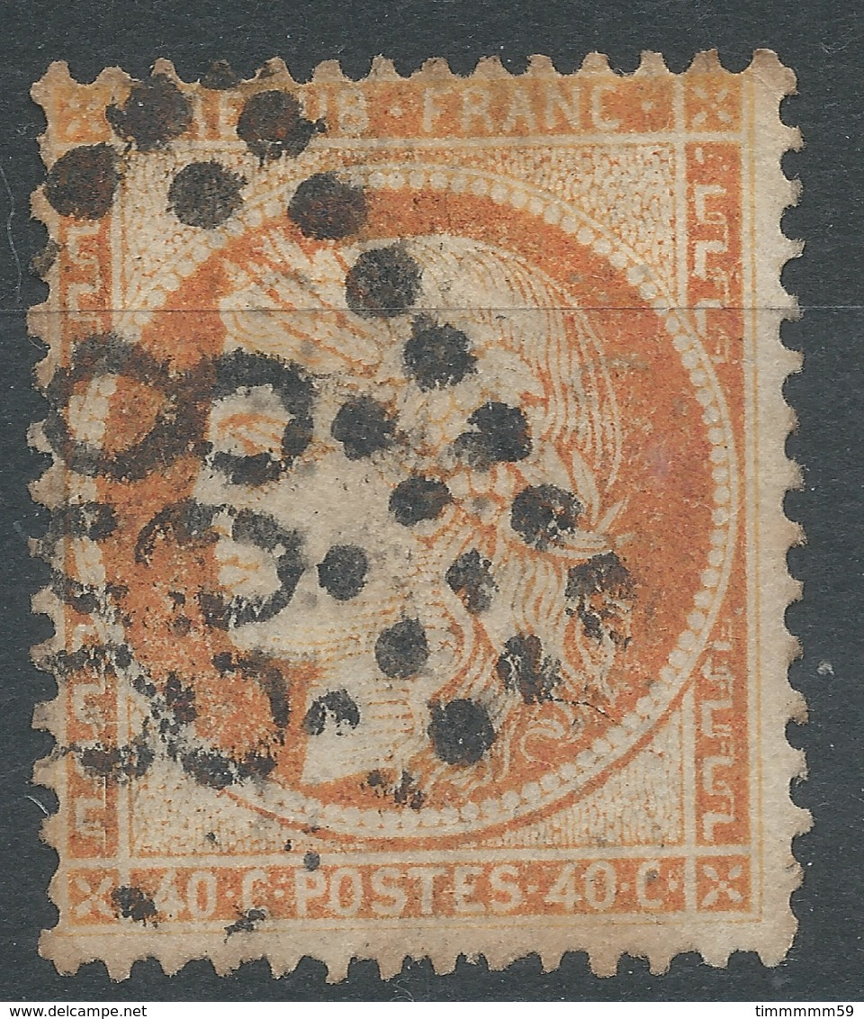 Lot N°47013  N°38, Oblit GC 898 Charleville, Ardennes (7) - 1870 Siege Of Paris