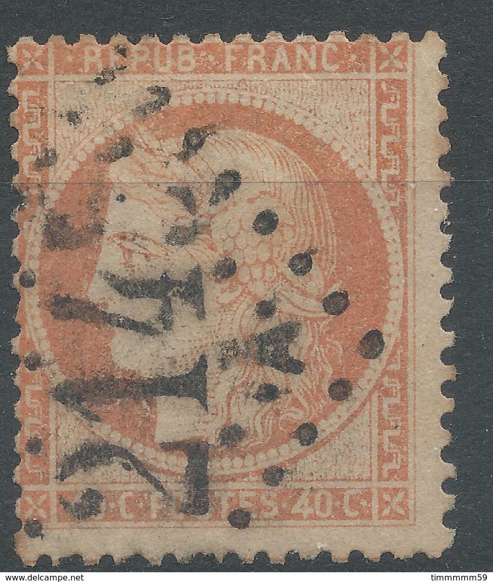 Lot N°47016  N°38, Oblit GC 2145A Lyon-les-Terreaux, Rhone (68) - 1870 Siege Of Paris