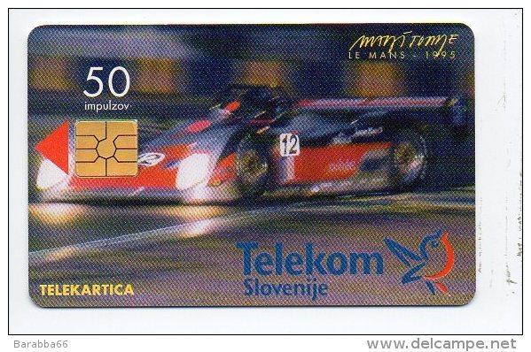 Telekom Slovenije 50 Impulzov - M. Tomlje - Slovénie