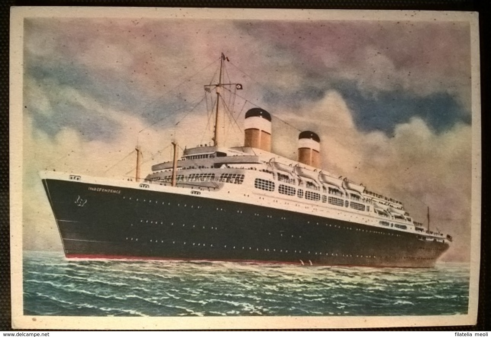 TRANSATLANTICI - AMERICAN EXPORT LINES - Barche