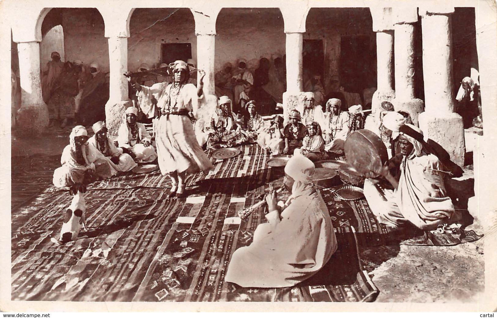 Ouled-Nail Dansant - Algeria