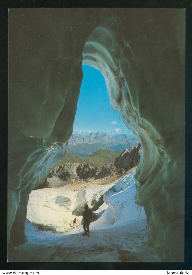 *Dolomiti: Tra I Serracchi Della Marmolada* Ed. Italiana. Nueva. - Alpinisme