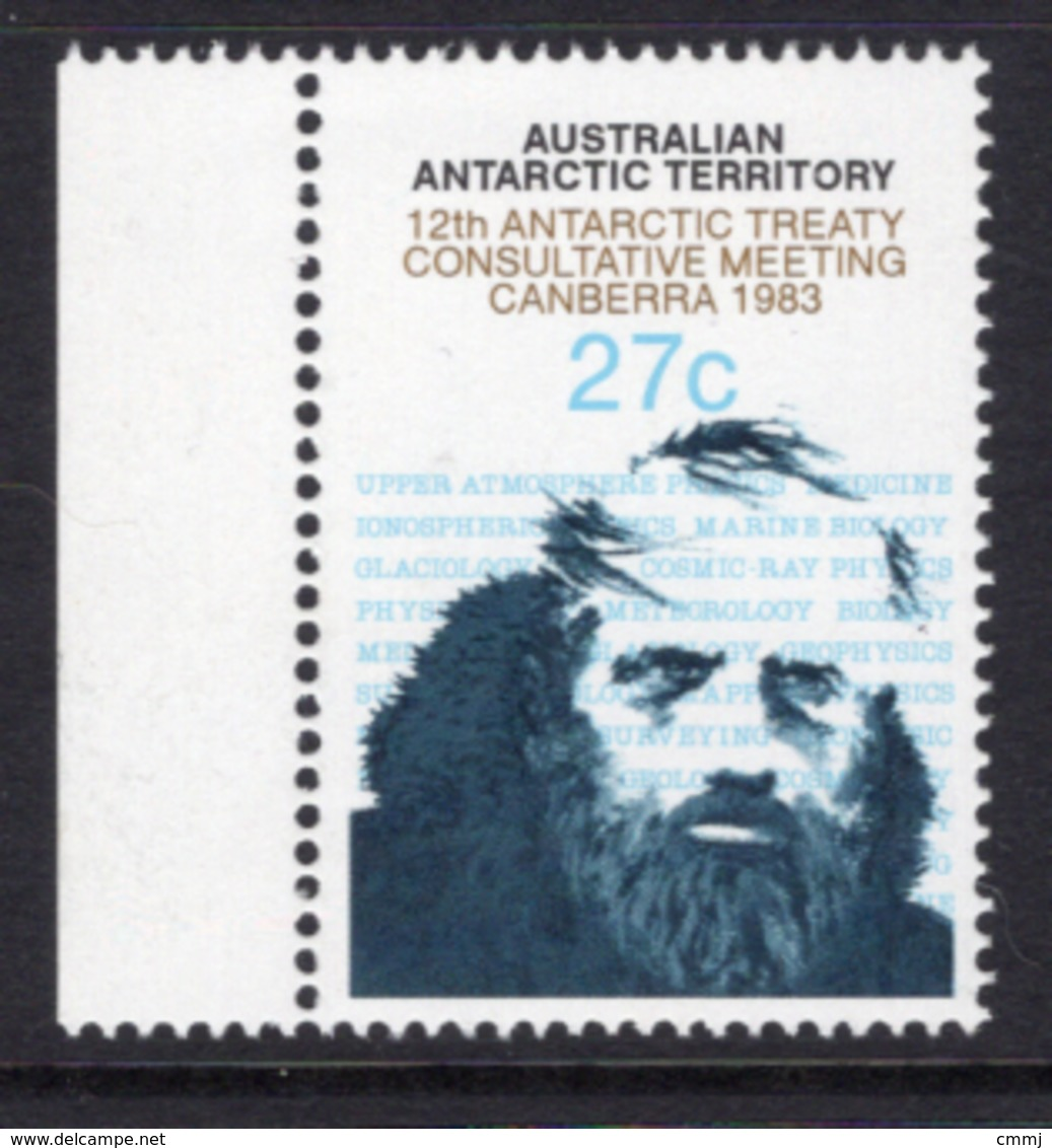 1983 - AUSTRALIAN ANTARTIC TERRITORY -  Yi.  60 - NH - (REG2875.. 26) - Neufs