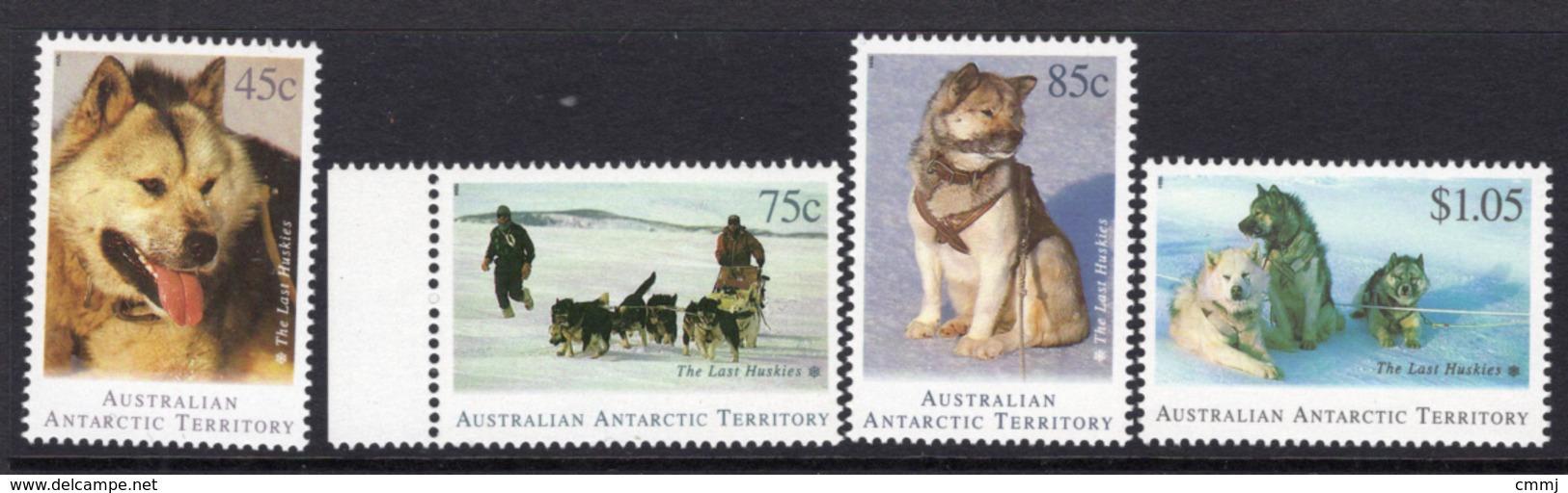 1994 - AUSTRALIAN ANTARTIC TERRITORY -  Yi.  98/101 - NH - (REG2875.. 26) - Territoire Antarctique Australien (AAT)