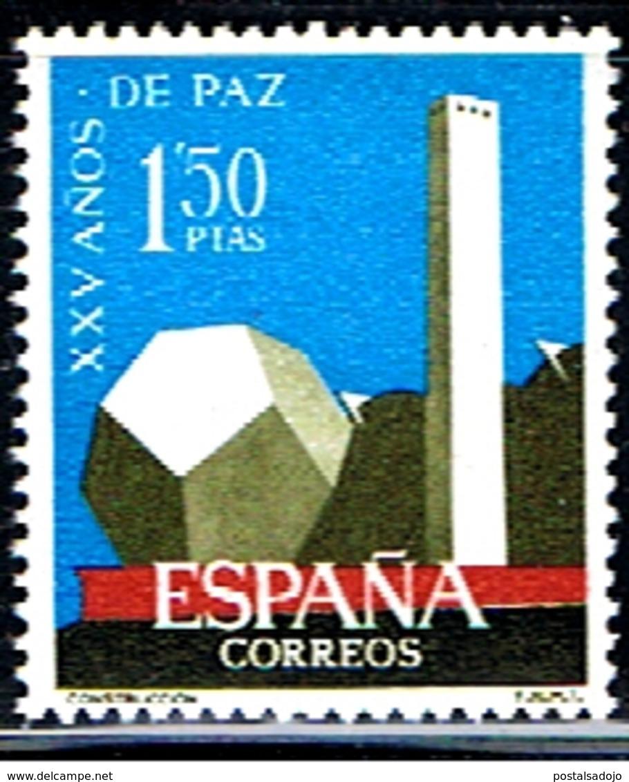 (3E 546) ESPAÑA  // EDIFIL 1583 // Y&T 1235 // 1964 - 1931-Aujourd'hui: II. République - ....Juan Carlos I