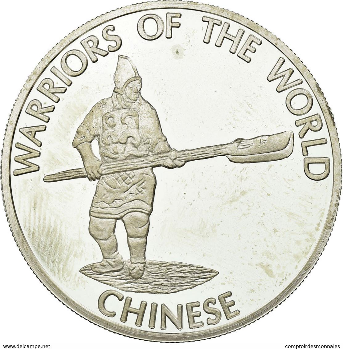 Monnaie, CONGO, DEMOCRATIC REPUBLIC, 10 Francs, 2010, SPL, Silver Plated Copper - Congo (República Democrática 1998)