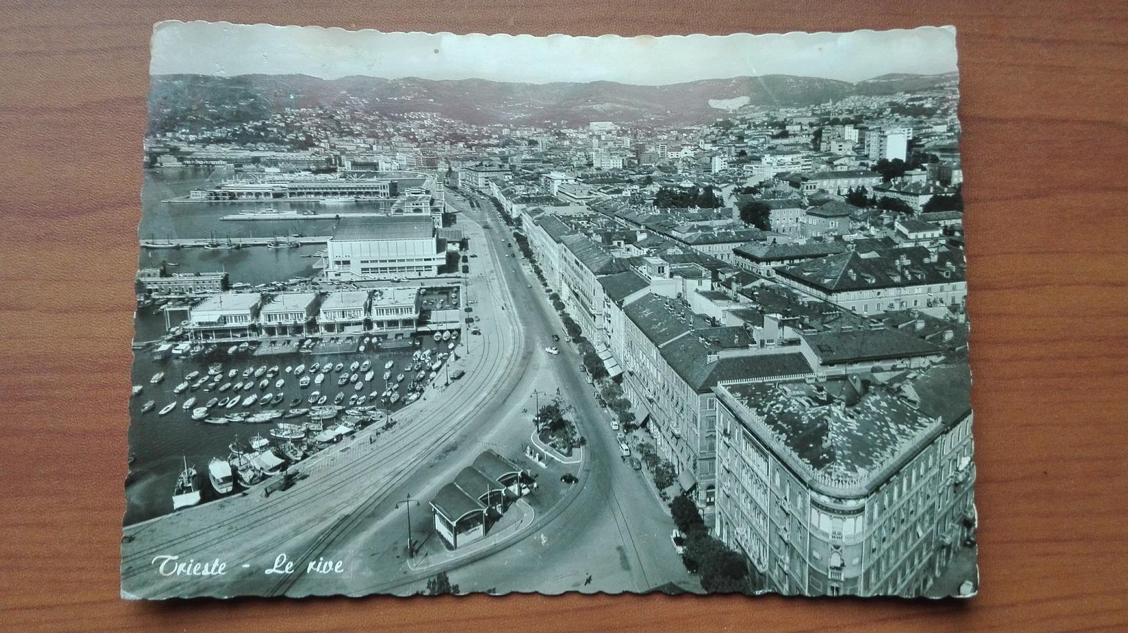 Trieste - Le Rive - Trieste
