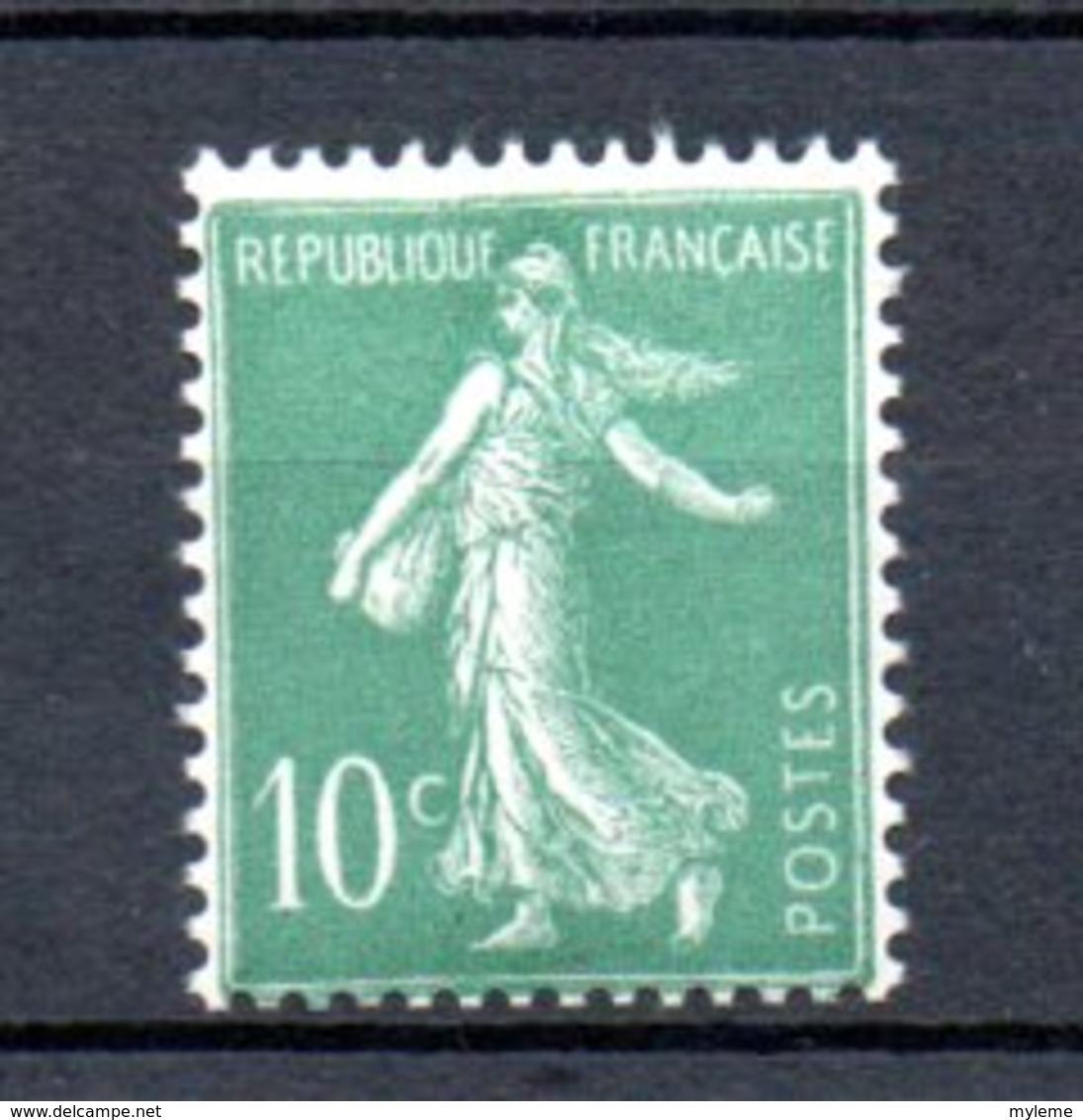 France Beau  N° 188 ** . A Saisir !!! - 1906-38 Sower - Cameo