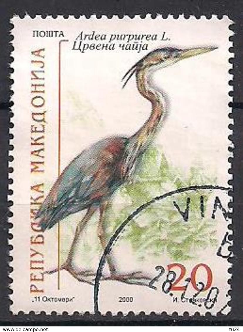 Mazedonien  (2000)  Mi.Nr.  206  Gest. / Used  (3ai38) - Macédoine