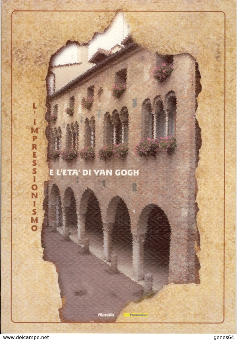 Van Gogh - Anno 2002 - Folder - Paquetes De Presentación