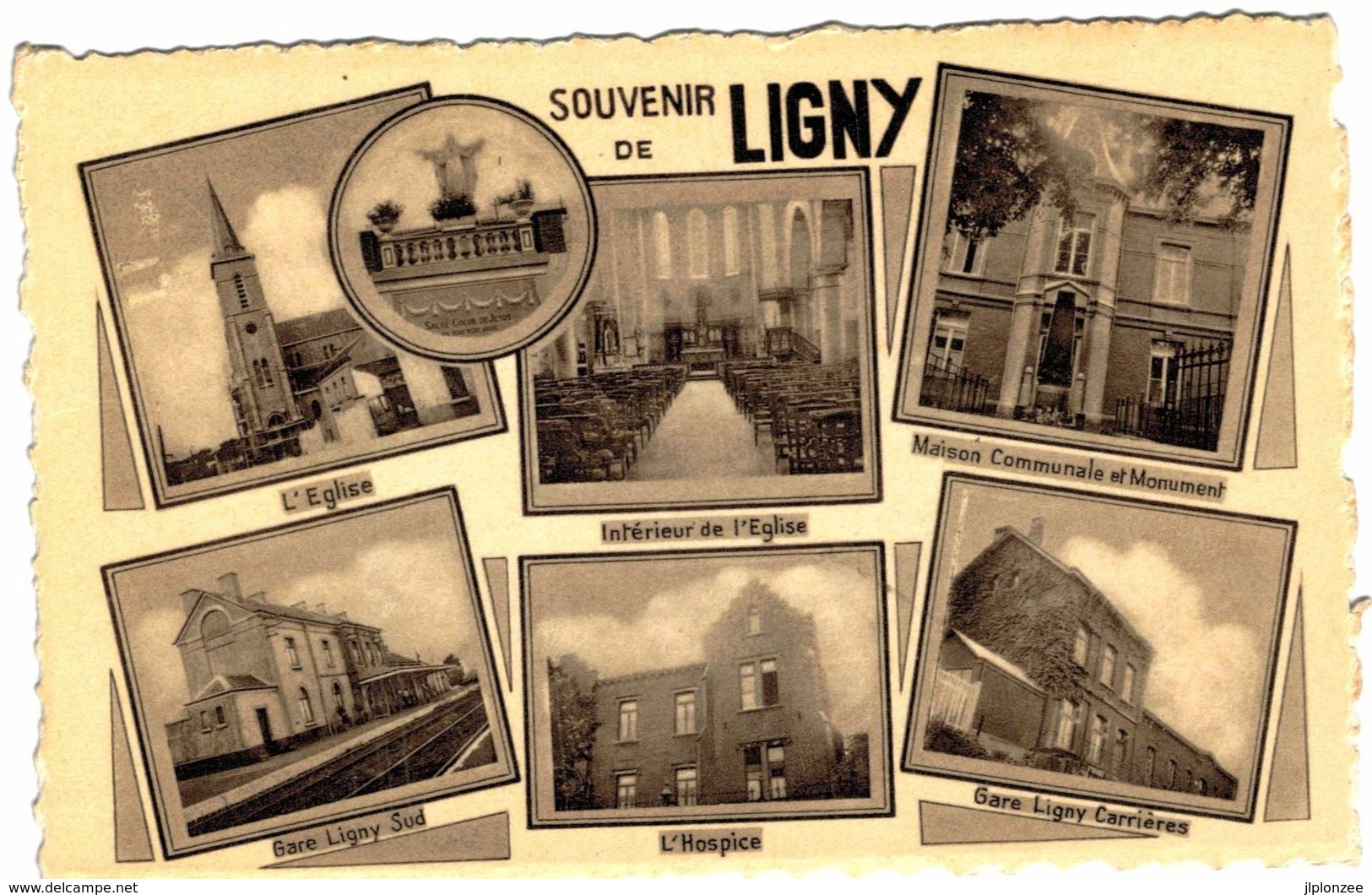 LIGNY  Souvenir - Sombreffe