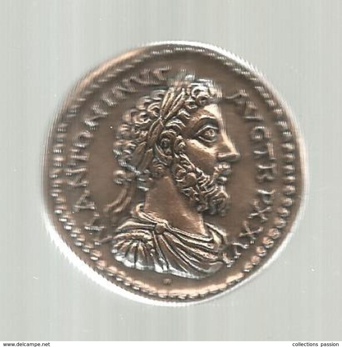 Les Monnaies Romaines,Trésor Du Patrimoine , Reproduction,  MANTONINUS , Frais Fr 2.55e - 4. Autres Monnaies Romaines