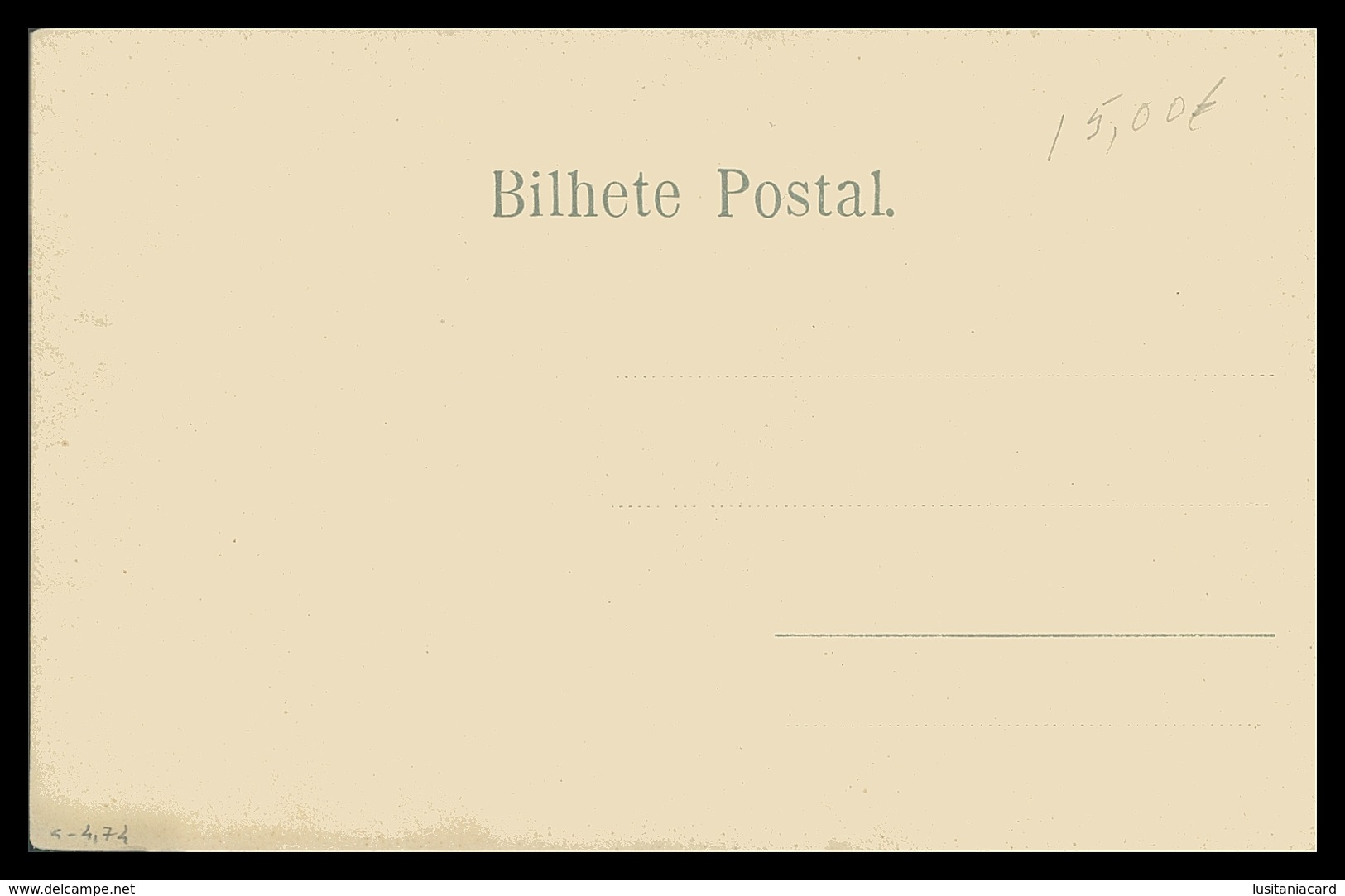 PARÁ -BELEM - Carte Postale - Belém