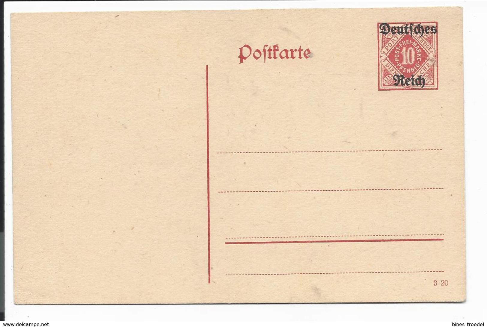 DR P 282 - 6 Pf  Hitler - Reichsparteitag Von Magdeburg Nach Halberstadt Bedarfsverwendet - Deutschland