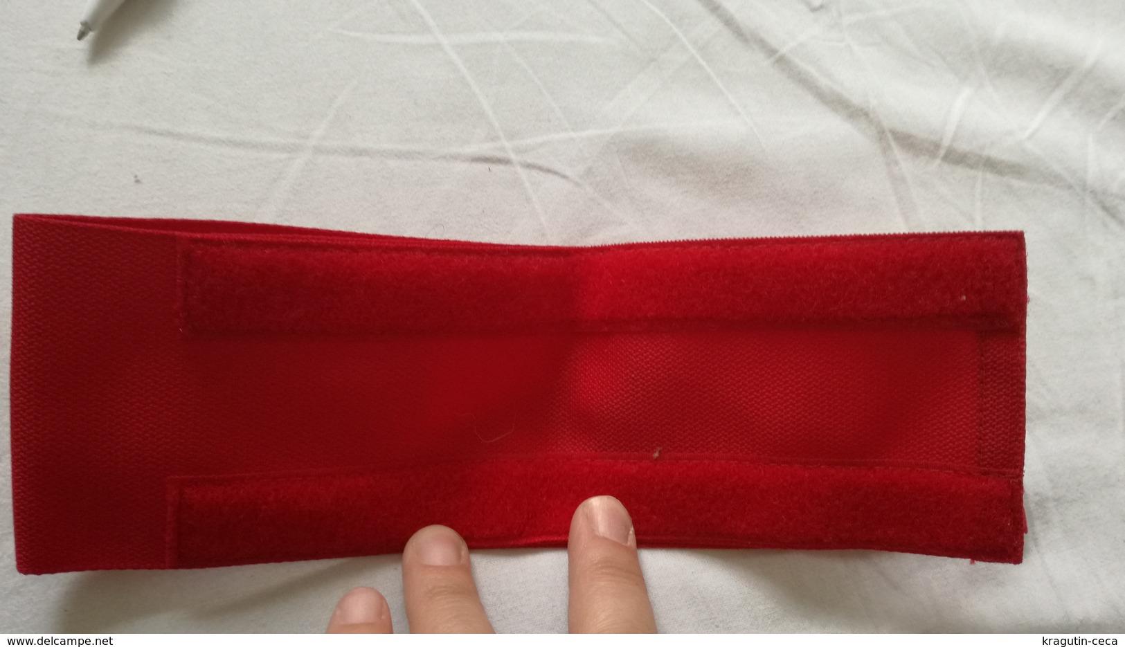 Yugoslavia Military Patch Stretch JNA ARMY SLEEVE EMBLEM TERRITORIAL DEFENSE DÉFENSE TERRITORIALE Territorialverteidigun - Scudetti In Tela
