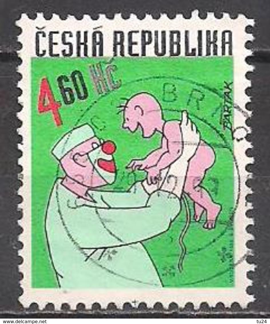 Tschechien  (1999)  Mi.Nr.  231  Gest. / Used  (2ai50) - Tschechische Republik