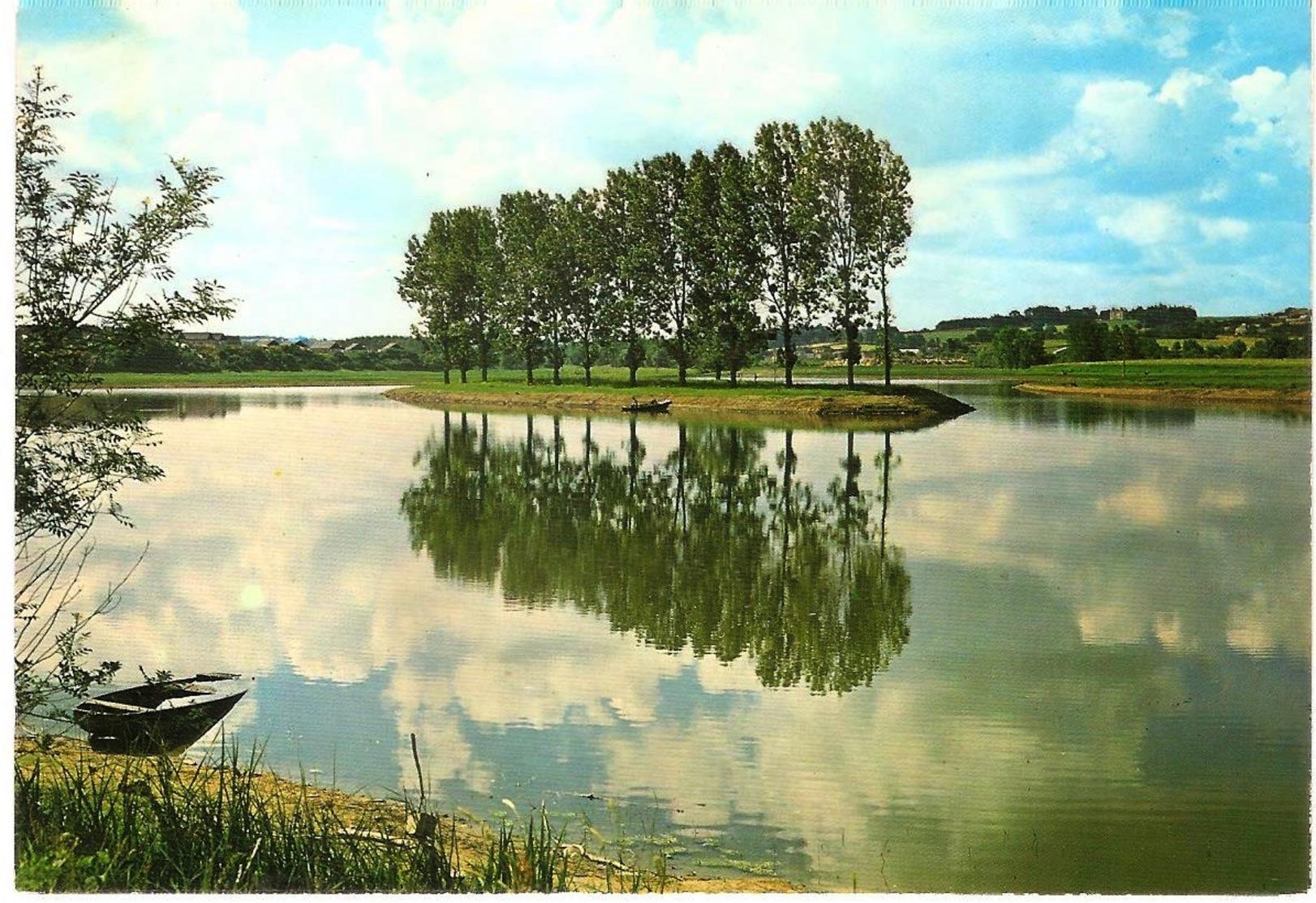 Chalonnes Sur Loire : Le Plan D'eau Sur Le Layon - Chalonnes Sur Loire