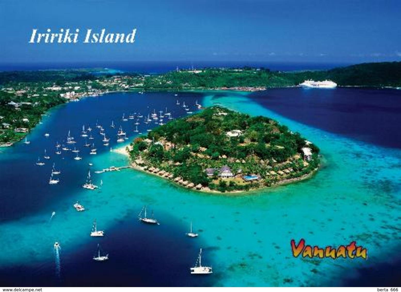 Vanuatu Iririki Island New Postcard - Vanuatu