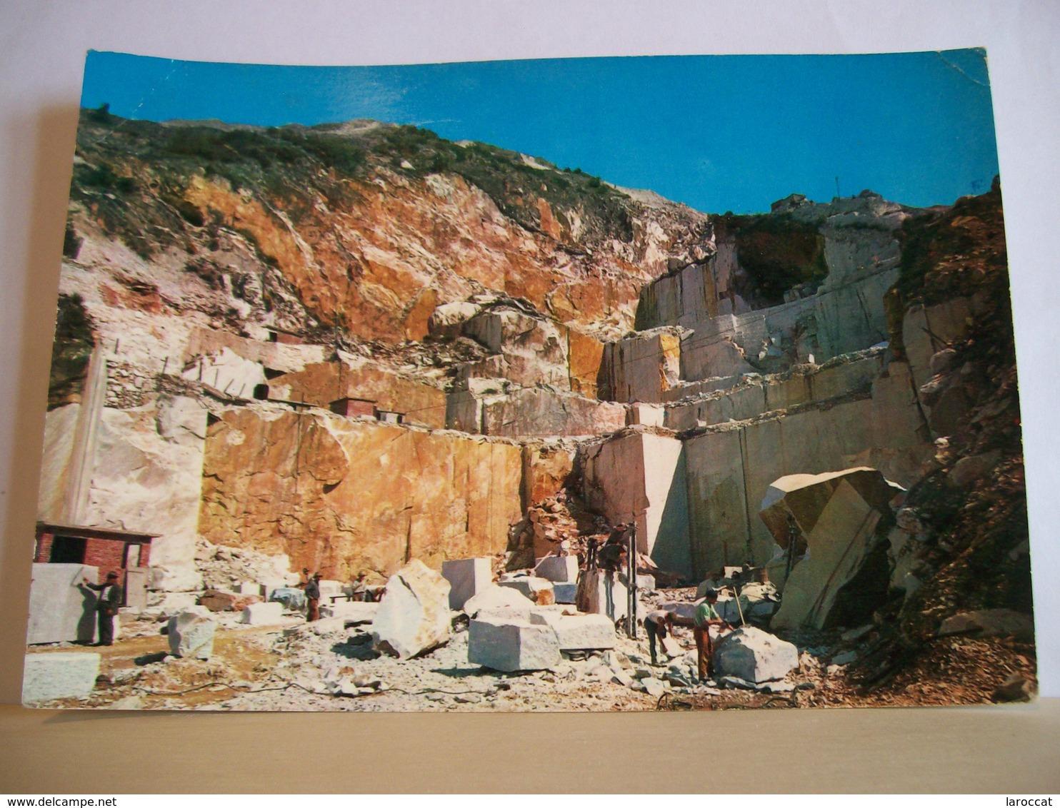 1962 - Carrara -  Cava Di Marmo - Cave - Alpi Apuane - Carrara