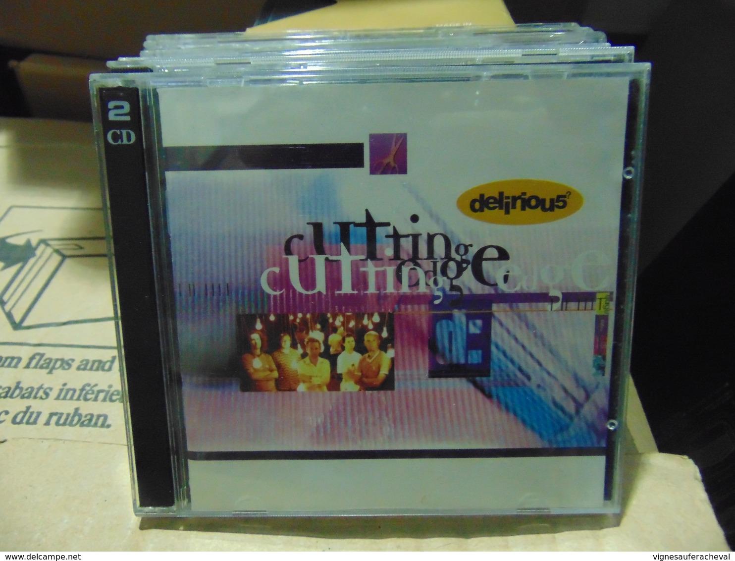 Delirious?- Cutting Edge (2 CD) - Musik & Instrumente