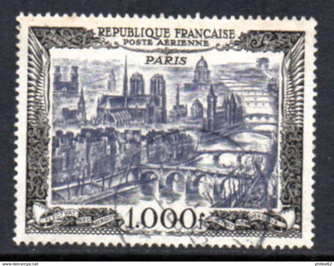 France : PA 29 Oblitéré. - Airmail